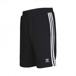Adidas Originals 3 Stripes Shorts Férfi Short (Fekete-Fehér) DH5798