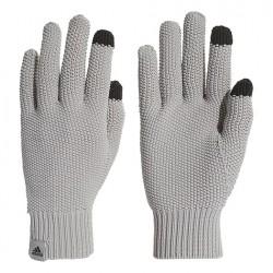 Adidas W Gloves Női Futó Kesztyű (Szürke) DJ1217