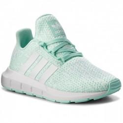 Adidas Originals Swift Run C Lány Gyerek Cipő (Világoszöld) B37121