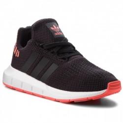 Adidas Originals Swift Run C Fiú Gyerek Cipő (Fekete-Piros) B41843