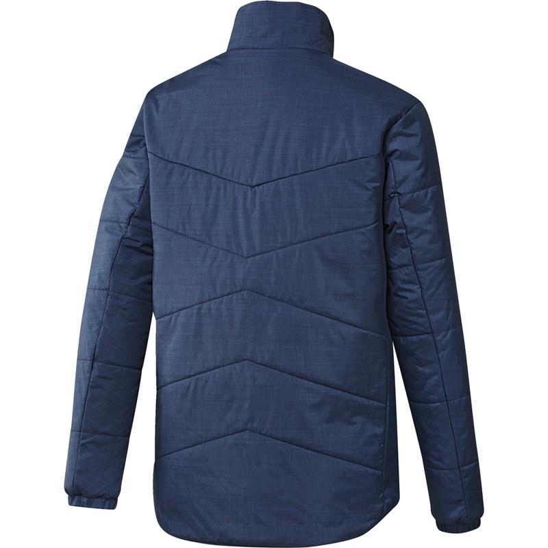 afc4df3b7c Adidas BSC INS Jacket Férfi Kabát (Kék) CZ0617