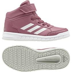 Adidas AltaSport Mid EL K Lány Gyerek  Cipő (Sötét Rózsaszín) AQ0185