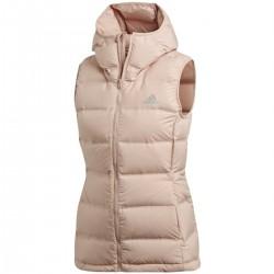Adidas W Helionic Vest Női Mellény (Világosbarna) CZ2313