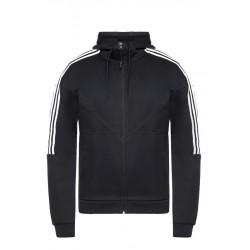Adidas Originals NMD FZ Hoodie Férfi Felső (Fekete-Fehér) DH2255