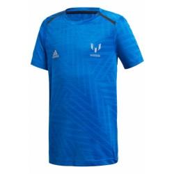 Adidas YB Messi Icon Jersey Fiú Gyerek Póló (Kék) DJ1292
