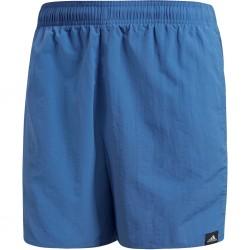 Adidas Solid Swim Short Férfi Úszó Short (Kék) DJ2141