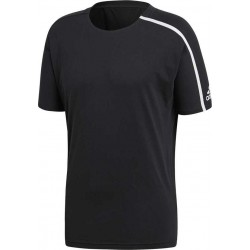 Adidas ZNE Tee Férfi Póló (Fekete-Fehér) DM7592