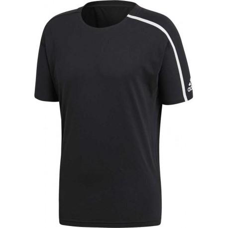 Adidas ZNE Tee Férfi Póló (Fekete-Fehér) DM7592 046125310e