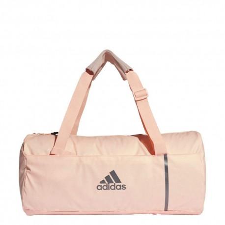 Adidas Convertible Training Duffel Bag M Sporttáska (Barack-Szürke) DM7783 f772f7ffec