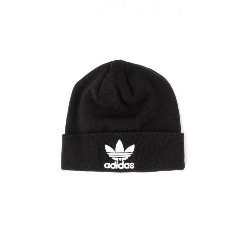 Adidas Originals Trefoil Beanie Sapka (Fekete-Fehér) BK7634 2ff53582c0