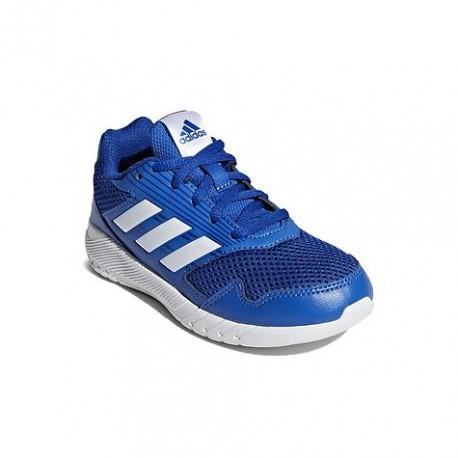 Adidas AltaRun K Fiú Gyerek Cipő (Kék-Fehér) CQ0037