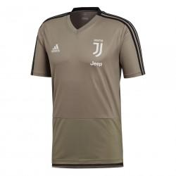 Adidas Juventus Training Jersey Férfi Póló (Zöld-Fehér) CW8763
