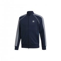 Adidas Originals SST Track Jacket Férfi Felső (Sötétkék-Fehér) DH5822