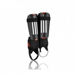 Adidas 11 Club Sípcsontvédő Bokavédővel (Fekete-Fehér) M38632