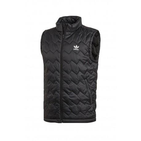 a03403b123 Adidas Originals SST Puffy Vest Férfi Mellény (Fekete) DH50288