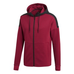 Adidas ID Stadium Jacket Férfi Felső (Piros-Fekete) CY9881