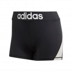 Adidas W Linear Short Női Futó Short (Fekete-Fehér) DT7010