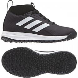 Adidas RapidaTurf Street K Fiú Gyerek Cipő (Fekete-Fehér) AH2410