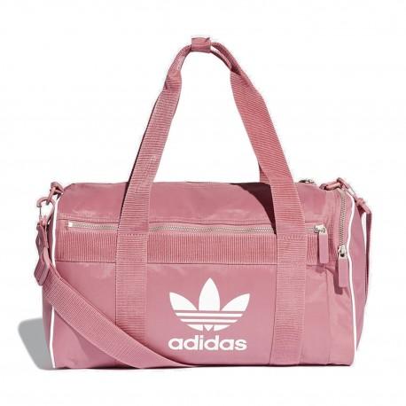 Adidas Originals Duffel Bag M Sporttáska (Rózsaszín-Fehér) DH4323 56fc62de39