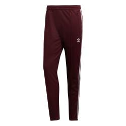Adidas Originals BB Track Pants Férfi Nadrág (Bordó-Fehér) DH5825