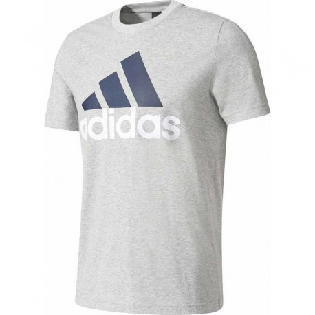 Adidas Essentials Linear Tee Férfi Póló (Szürke-Fehér) S98738 c160e54241