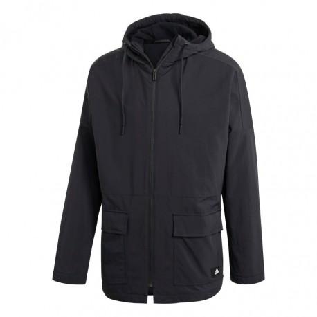 Adidas ID Shell Jacket Férfi Kabát (Fekete) DZ4880 d46ceb94d7