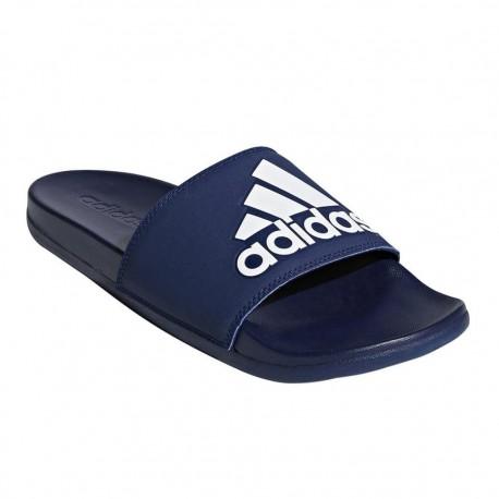 1d61b81d5b Adidas Adilette Comfort Férfi Papucs (Kék-Fehér) B44870