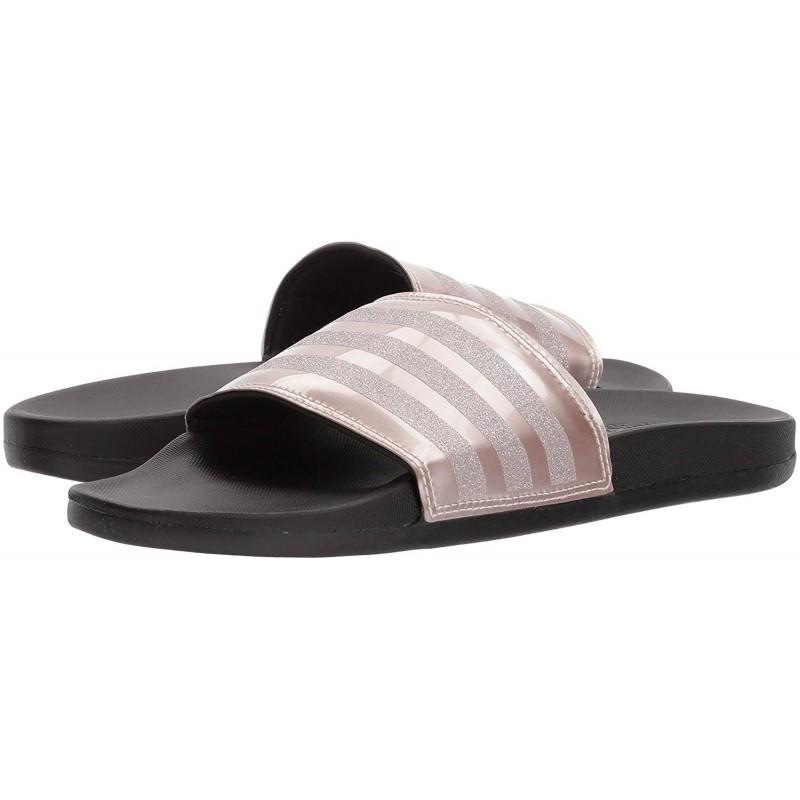 Adidas Adilette Comfort Női Papucs (Szürke-Fekete) B75679 fdd383594c