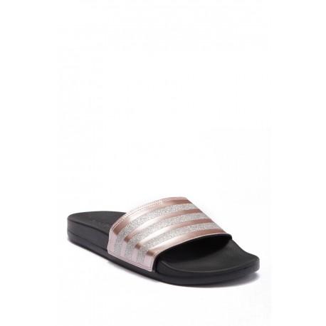 82eff53daf Adidas Adilette Comfort Női Papucs (Szürke-Fekete) B75679