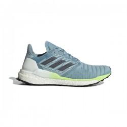 Adidas Solar BOOST W Női Futó Cipő (Kék-Fehér) B96285
