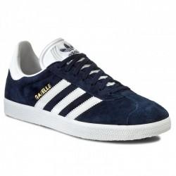 Adidas Originals Gazelle Férfi Cipő (Kék-Fehér) BB5478