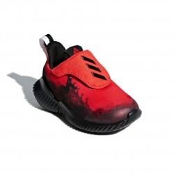 Adidas FortaRun Spider-Man AC I Kisfiú Gyerek Cipő (Piros-Fekete) D96882