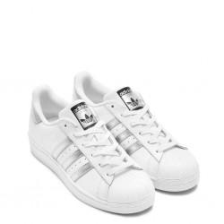 Adidas Originals Superstar Női Cipő (Fehér-Ezüst) AQ3091