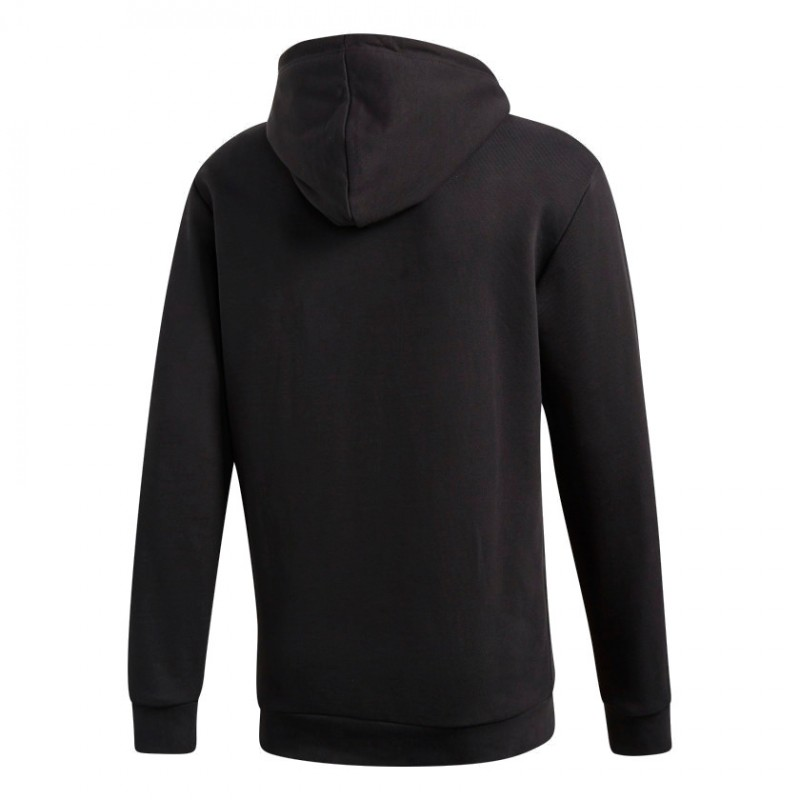 2e4223f4f4e8 Adidas Originals Trefoil Hoodie Férfi Pulóver (Fekete-Fehér) DT7964