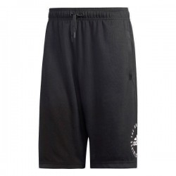 Adidas Sport ID Short Férfi Short (Fekete-Fehér) DT9918