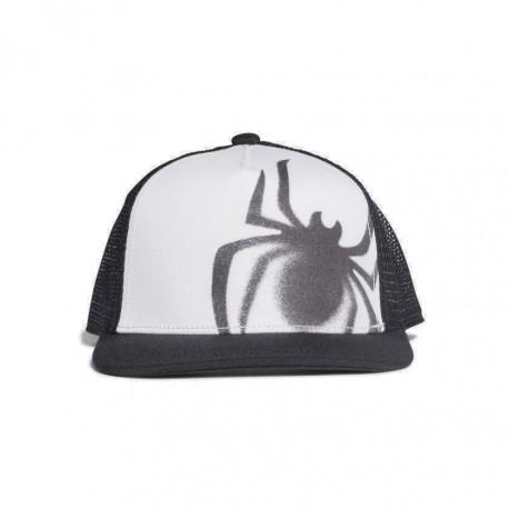 Adidas Marvel Spider Man Cap Sapka (Fekete-Fehér) DW4781 1399763d89