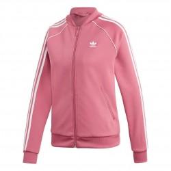 Adidas Originals SST Track Jacket Női Felső (Rózsaszín-Fehér) DH3161