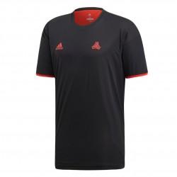Adidas TAN Reversible Jersey Férfi Póló (Fekete-Piros) DT9834