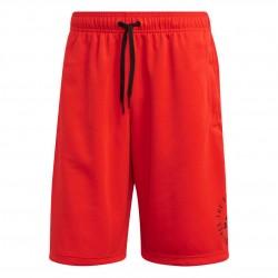 Adidas Sport ID Short Férfi Short (Piros-Fekete) DQ1474