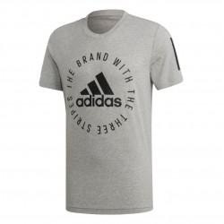 Adidas Sport ID Tee Férfi Póló (Szürke) DT9913