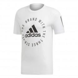 Adidas Sport ID Tee Férfi Póló (Fehér) DT9914