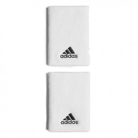 Adidas Tennis Wristband L Csuklószorító (Fehér-Fekete) CF6277