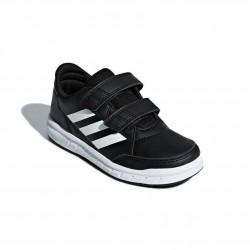 Adidas AltaSport CF K Fiú Gyerek Cipő (Fekete-Fehér) D96829