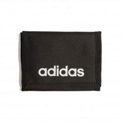 Adidas Linear Core Wallet Pénztárca (Fekete-Fehér) DT4821