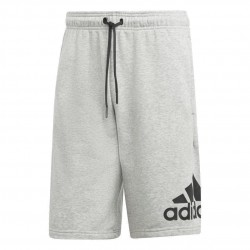 Adidas Must Haves Badge Of Sport Shorts Férfi Short (Szürke-Fekete) DT9957