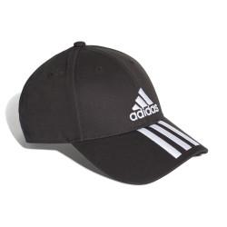 Adidas 6P 3S Cap Baseball Sapka (Fekete-Fehér) DU0196