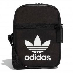 Adidas Originals Trefoil Festival Bag Kistáska (Fekete-Fehér) DV2405
