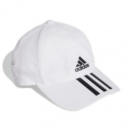 Adidas C40 6P 3S Climalite Baseball Sapka (Fehér-Fekete) DT8544 42678a8254