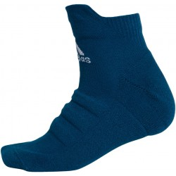 Adidas Alphaskin Ankle Socks Futó Zokni (Kék-Fehér) DV1431