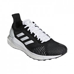 Adidas Solar Glide ST W Női Futó Cipő (Fekete-Fehér) BB6617
